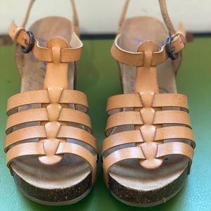Blowfish wedge sandal